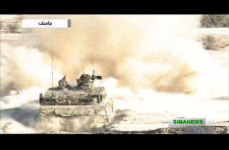 Xe tang Zolfaqar manh ngang T-90MS, Iran 'mo mong vien vong'? - Anh 6