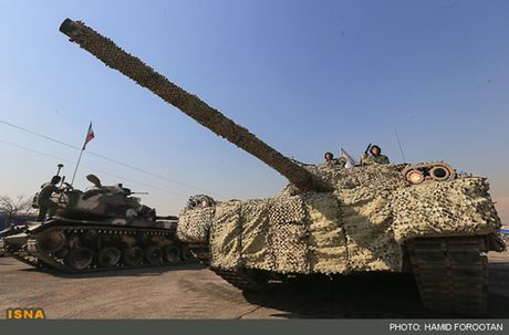 Xe tang Zolfaqar manh ngang T-90MS, Iran 'mo mong vien vong'? - Anh 8