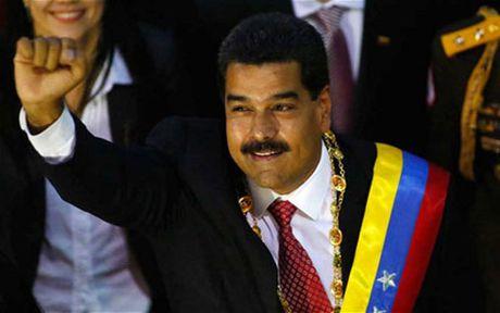 Quoc hoi Venezuela tuyen bo mo phien toa luan toi tong thong - Anh 1