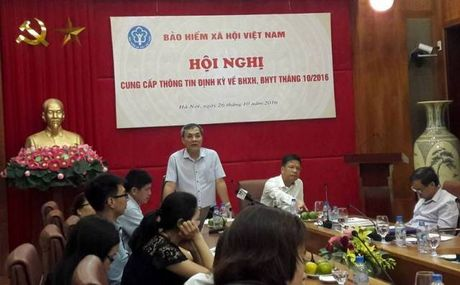 BHXH Viet Nam: Khong the 'vo' quy bao hiem y te - Anh 1
