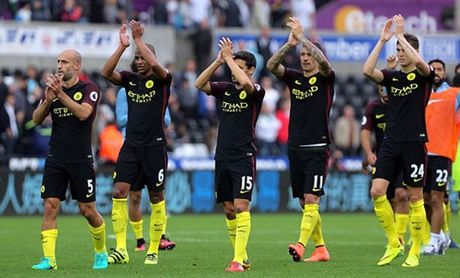 Man City 6 tran khong thang, cu soc cho Guardiola - Anh 3