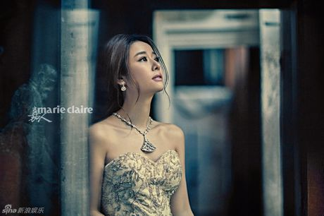 Tiet lo thu vi cua Lam Tam Nhu khi bien ban than thanh chong - Anh 1