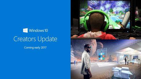 Microsoft cap nhat mien phi he dieu hanh Window voi cac tinh nang 3D - Anh 1
