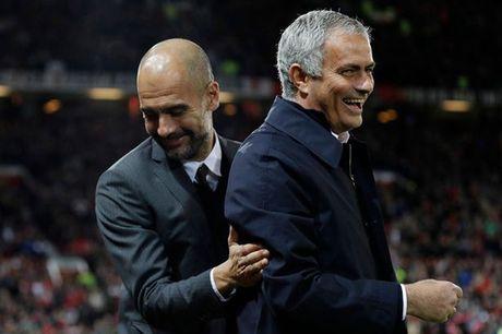 Mourinho bat ngo than mat voi Guardiola - Anh 1