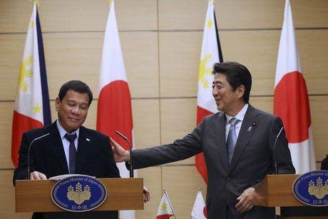 Cuoc gap giua ong Duterte va Nhat hoang bi huy - Anh 1
