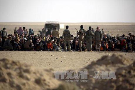 Hon 10.000 nguoi so tan khoi Mosul - Anh 1
