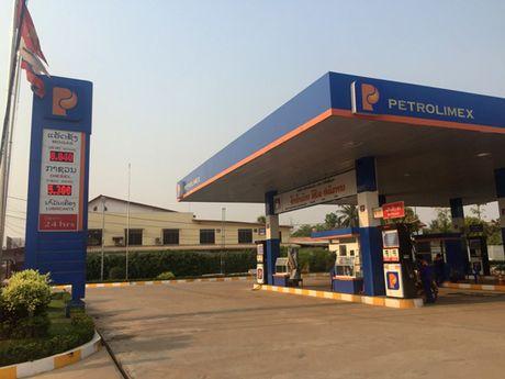 Petrolimex Lao - Diem sang trong kinh doanh tai Lao - Anh 1