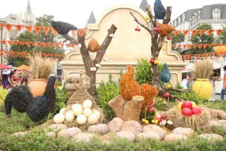 Vui het co voi Le hoi huyen bi Halloween Ba Na Hills 2016 - Anh 6