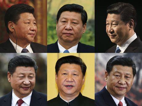 """Trung Quoc lan dau xac lap vi the """"hat nhan"""" lanh dao cua ong Tap Can Binh - Anh 1"""