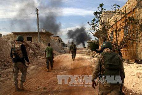 Syria keo dai lenh an xa cho phien quan - Anh 1