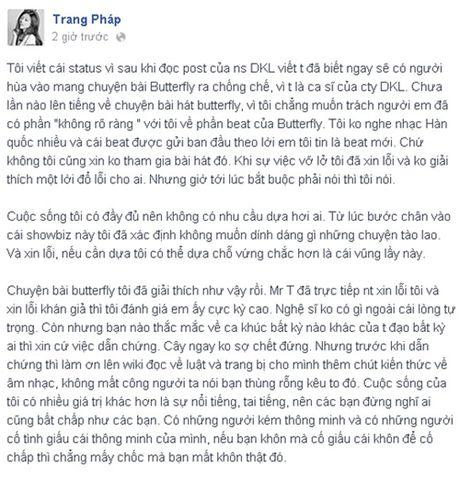 4 lan Trang Phap - Duong Khac Linh 'da xeo' Son Tung - Anh 1