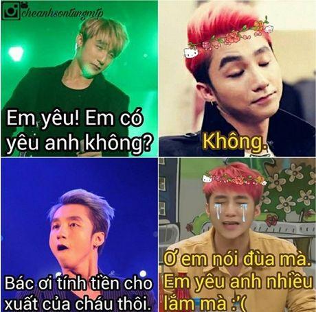 Muon kieu bieu cam cua Son Tung trong anh che - Anh 10