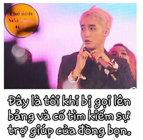 Muon kieu bieu cam cua Son Tung trong anh che - Anh 2