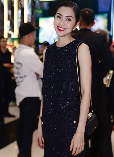 Nghi an 'ngoc nu' Tang Thanh Ha mang bau lan 2? - Anh 2