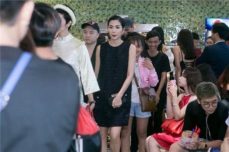 Nghi an 'ngoc nu' Tang Thanh Ha mang bau lan 2? - Anh 3