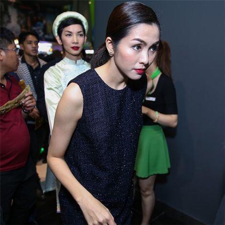 Nghi an 'ngoc nu' Tang Thanh Ha mang bau lan 2? - Anh 4