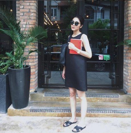 Nghi an 'ngoc nu' Tang Thanh Ha mang bau lan 2? - Anh 6