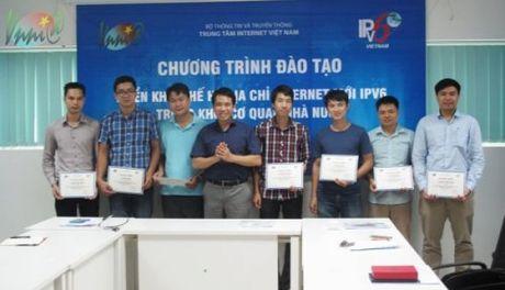48 can bo chuyen trach CNTT cua 22 Bo nganh duoc dao tao IPv6 - Anh 1