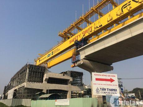 Tuyen Metro so 1 se keo dai den Binh Duong va Dong Nai - Anh 1