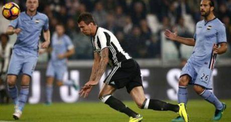 Juventus - Sampdoria: De dang co diem - Anh 1