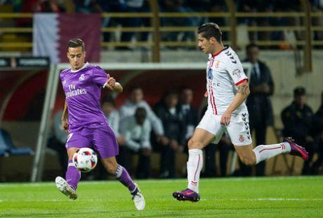 Leonesa - Real Madrid: Tung bung 8 ban thang - Anh 1