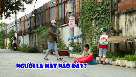 MC Thanh Thao canh giac chuyen day con ung pho voi nguoi la - Anh 3
