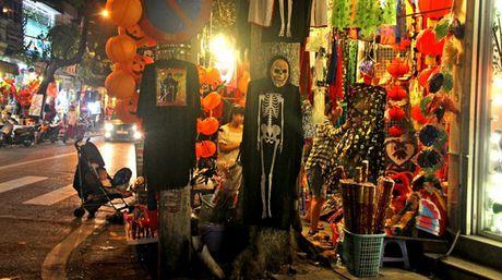 10 dia diem choi Halloween khong the bo qua o Ha Noi - Anh 1