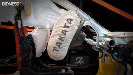 Toyota chinh thuc thu hoi 5,8 trieu xe do loi tui khi - Anh 2