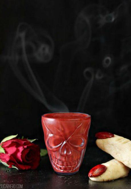 20 mon trang mieng vua rung ron vua de thuong cho ngay Halloween - Anh 13