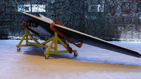 Iran ra mat UAV cam tu dau tien tren the gioi - Anh 1