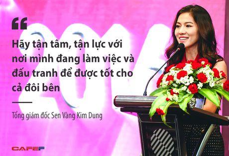 3 lan may man cua nu Tong giam doc di len tu vi tri nhan vien lam thue - Anh 2
