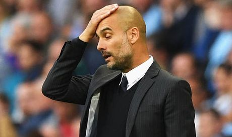 HLV Pep Guardiola bi che gieu vi muon Man City… thua tran - Anh 1