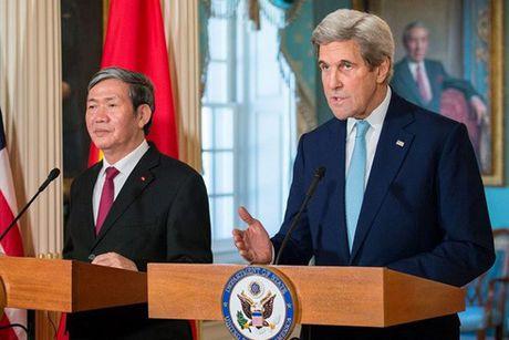 Ngoai truong My John Kerry: Viet Nam la doi tac quan trong trong khu vuc - Anh 1