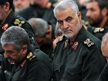Thieu tuong Iran lam co van danh phien quan IS o Mosul - Anh 1