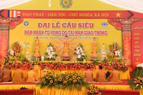 Dai le cau sieu nan nhan TNGT se dien ra tai Yen Tu, Quang Ninh - Anh 1