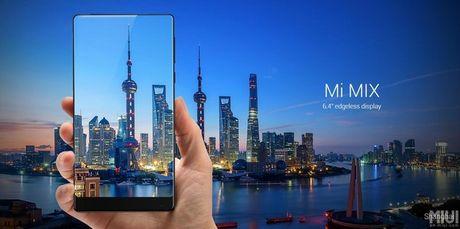 Xiaomi du kien xuat xuong 10.000 chiec Mi MIX moi thang, chi ban o Trung Quoc - Anh 1