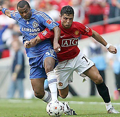 Ronaldo nguong mo Messi, he lo hau ve kho choi nhat - Anh 2
