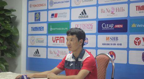 HLV U.21 Than Quang Ninh muon gap 'doi bong mien Nam' o ban ket - Anh 1