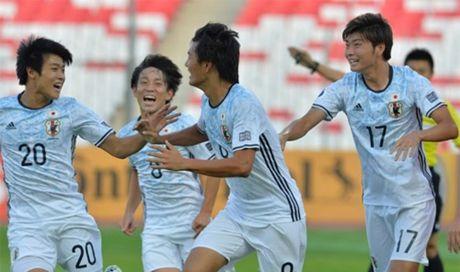 U19 Viet Nam - U19 Nhat Ban - Anh 1