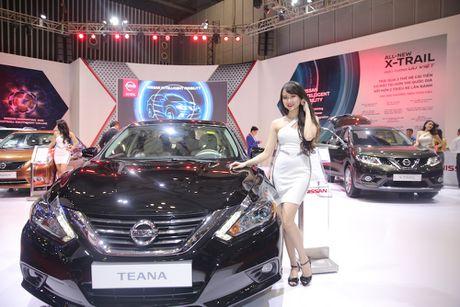 Nissan Teana 2016 cong bo gia ban 1,5 ty dong - Anh 2