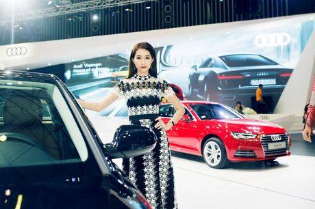 Nhieu sao showbiz Viet hoi ngo tai gian hang Audi o VIMS 2016 - Anh 14