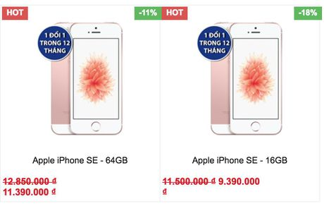iPhone SE giam gia soc 3 trieu dong don iPhone 7 - Anh 4