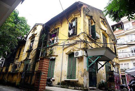 TP Ho Chi Minh ra soat, cho xay moi mot so biet thu co - Anh 1