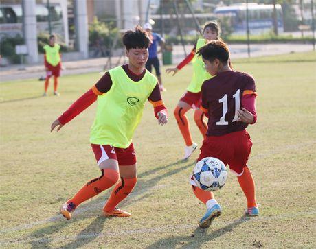 Ngay 2/11 khoi tranh bang D - vong loai giai U19 nu chau A 2017 - Anh 1