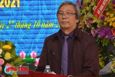 Dai hoi Hoi Nguoi cao tuoi tinh Ha Tinh nhiem ky 2016-2021 - Anh 2