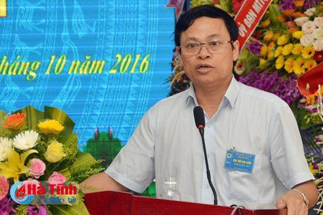 Dai hoi Hoi Nguoi cao tuoi tinh Ha Tinh nhiem ky 2016-2021 - Anh 3