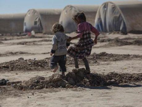 Chien su ac liet o Mosul, 10.000 nguoi dan Iraq phai so tan - Anh 1
