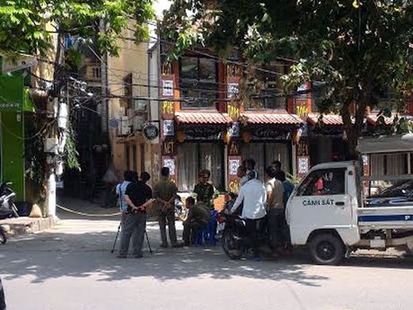 No sung o nha nghi tai Ha Noi: Nhan chung ke phut kinh hoang - Anh 1