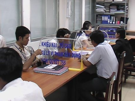 Qua giai quyet khieu nai to cao, tra lai quyen loi cho 348 nguoi dan - Anh 1