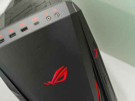 Can canh PC chuyen game Asus ROG GT51 gia 60 trieu dong - Anh 6